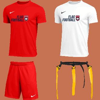 Flag Football Uniform Kit